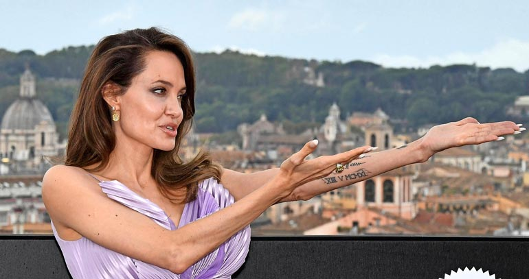 Angeliga Jolie