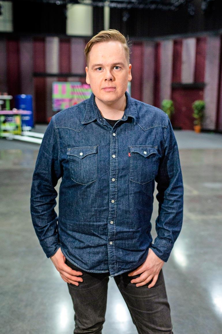 Antti Tuomas Heikkinen