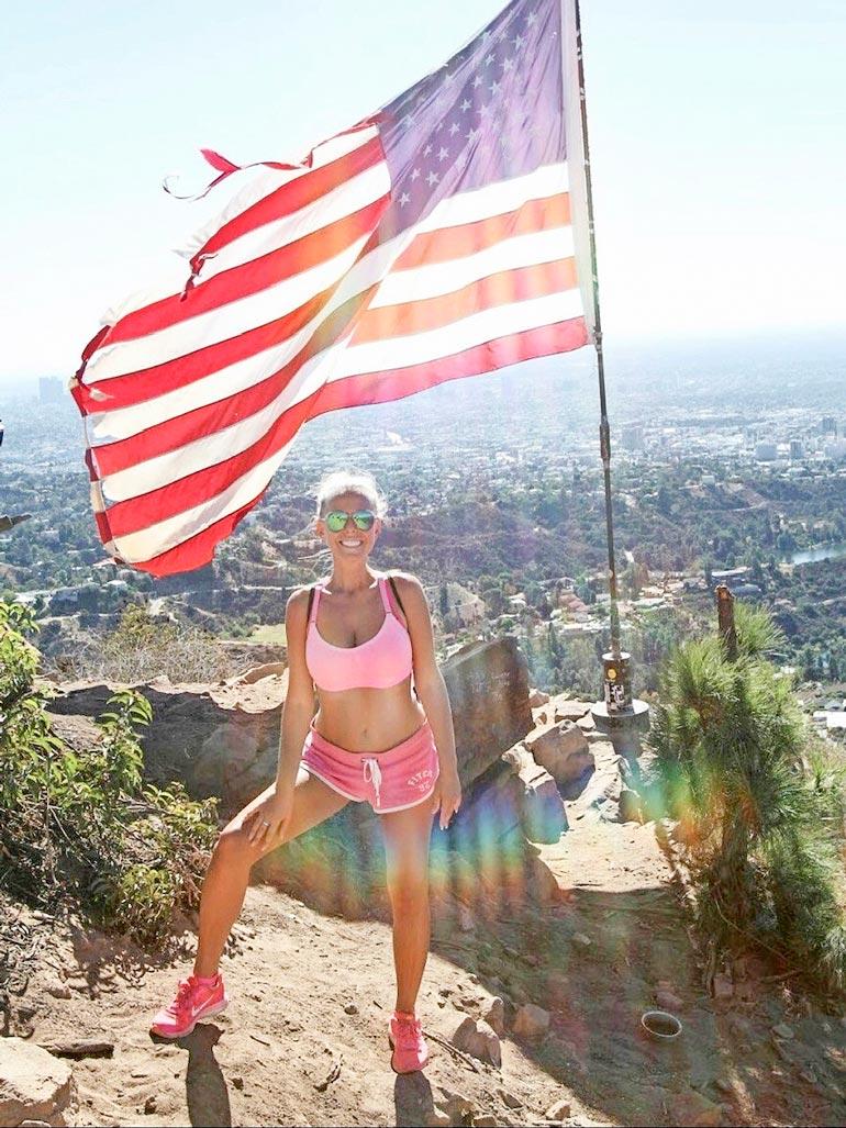 Johanna vietti vuosia Yhdysvalloissa. – Kalifornia on ihana paikka, mutta lopulta paikallisten pinnallisuus alkoi kyllästyttää.