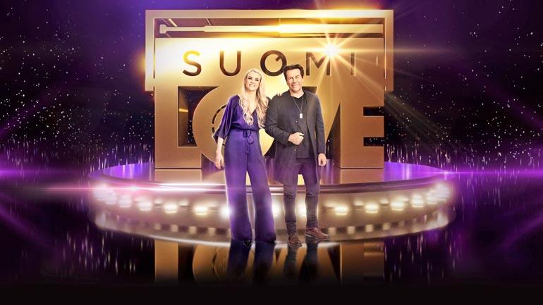 SuomiLOVE, TV1, 457 000 katsojaa