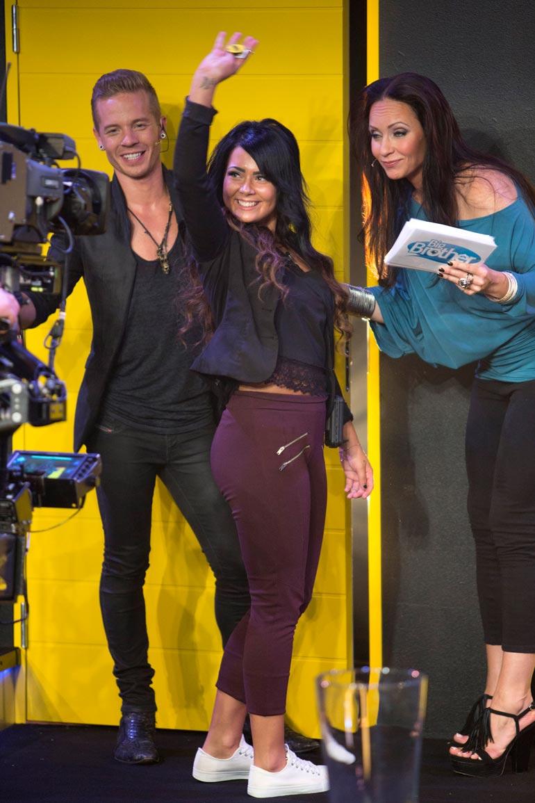 Jenna nousi  julkisuuteen  Big Brother  Suomesta  vuonna 2014.
