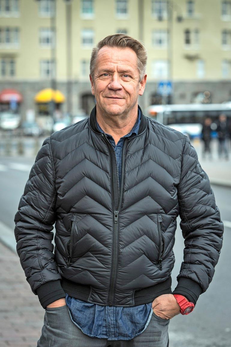 Jussi ja Olli eivät  ehtineet saada  välejään kuntoon Ollin  kuollessa  2019.