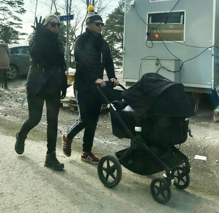 Anni Hautala ja Ilkka Ihamäki