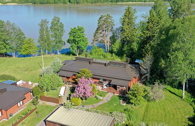 Antti Kaikkonen koti