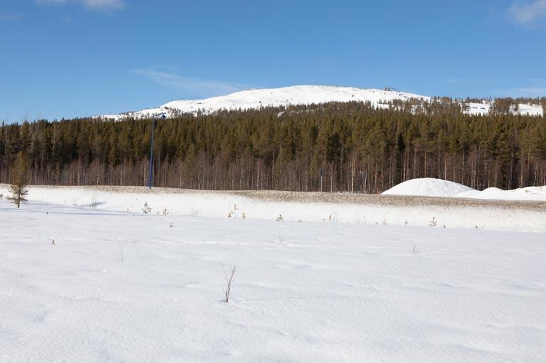 Jylhä Levi-tunturi on Suomen suosituimpia talvikohteita.