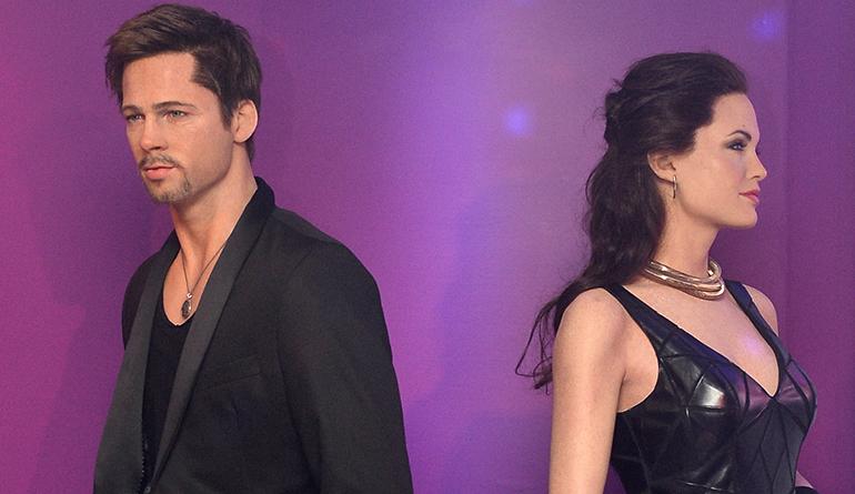 Brad ja Angelina