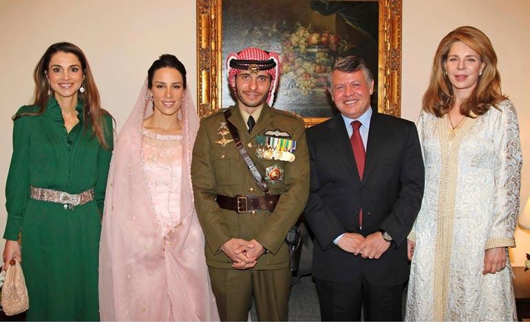 Abdullah osallistui vielä kahdeksan vuotta sitten velipuolensa häihin hymyilevänä.