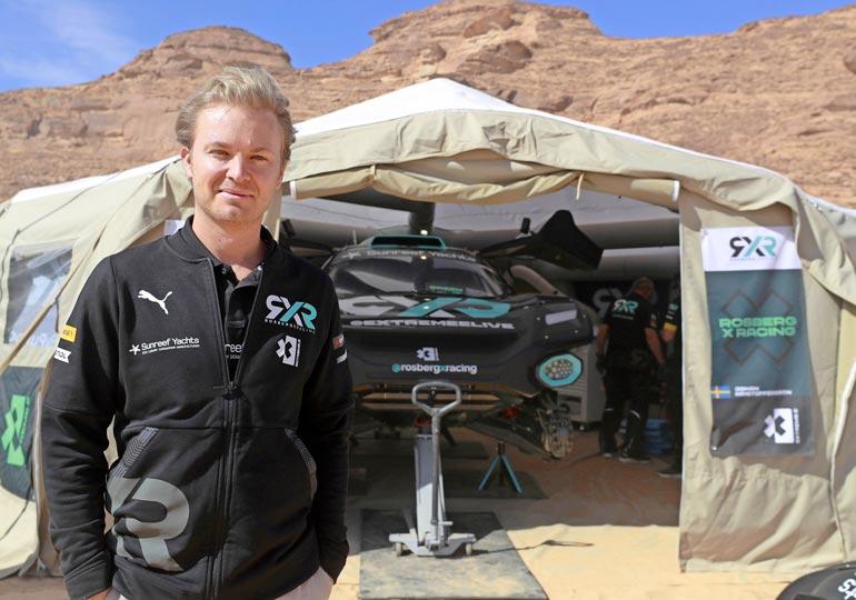 Nicon omistama Rosberg X Racing -talli ajaa upouudessa Ex-treme E -sarjassa. Sähköajokeilla kisattavassa lajissa tehdään samalla töitä ympäristön hyväksi.