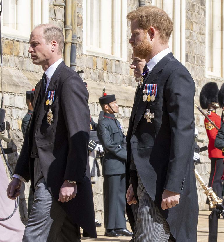 Prinssi William ja prinssi Harry