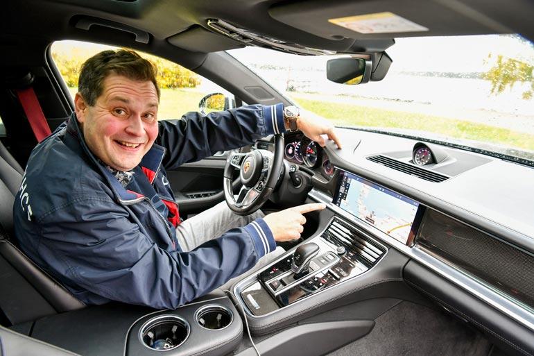 Vaikka Jethron kaasujalka painaa hieman liikaa, on ajokortti palautettu taas omistajalleen.