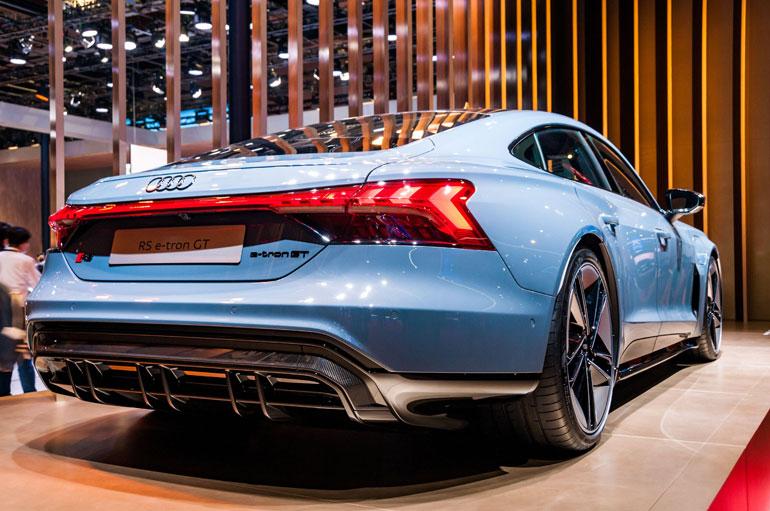Audi rs e-tron gt 3