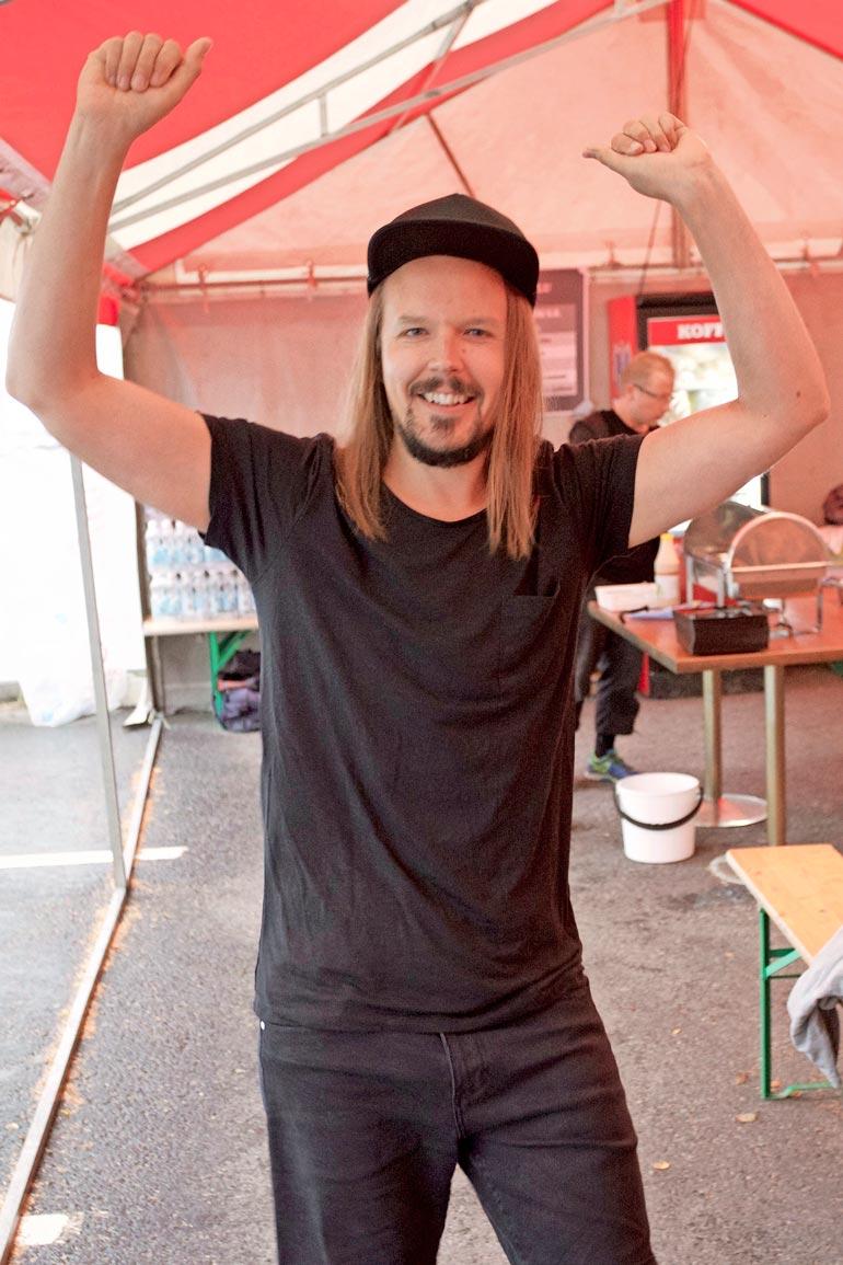 Jukka Poika nousi menestykseen vuonna 2011 julkaistulla Silkkii-hitillä.