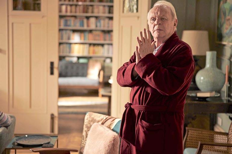 83-vuotias Anthony Hopkins on voittonsa myötä vanhin Oscar-palkinnon saaja.