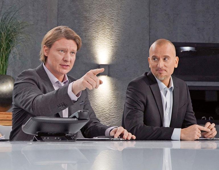 Toni Lähde tuli tutuksi Jaajo Linnonmaan neuvonantajana uusimmalla Diili-kaudella.