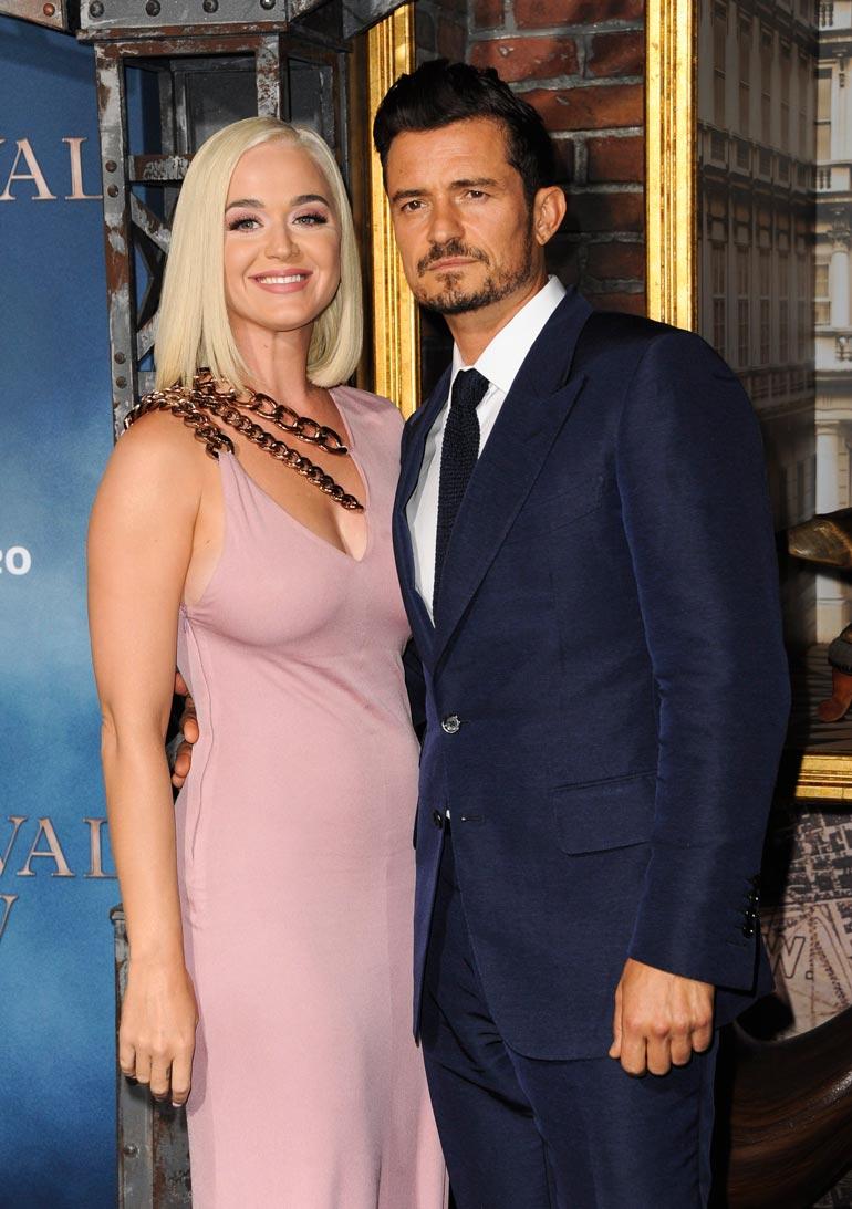 – Olemme henkisellä matkalla yhdessä,  Kate on kuvaillut hänen ja Orlandon  suhdetta Vogue-lehdelle. Parin yhteiselo alkoi viisi vuotta sitten.