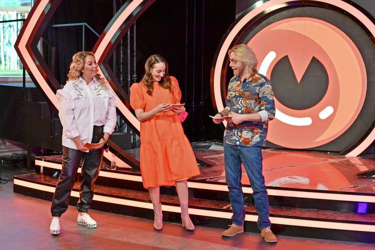 Tinni, Anni ja Kimmo juontavat kevään Big Brotherin julkkisversion.