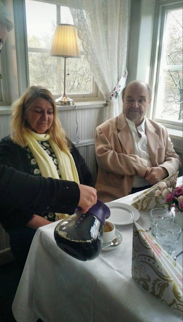 Marja ja Markku Tukiainen