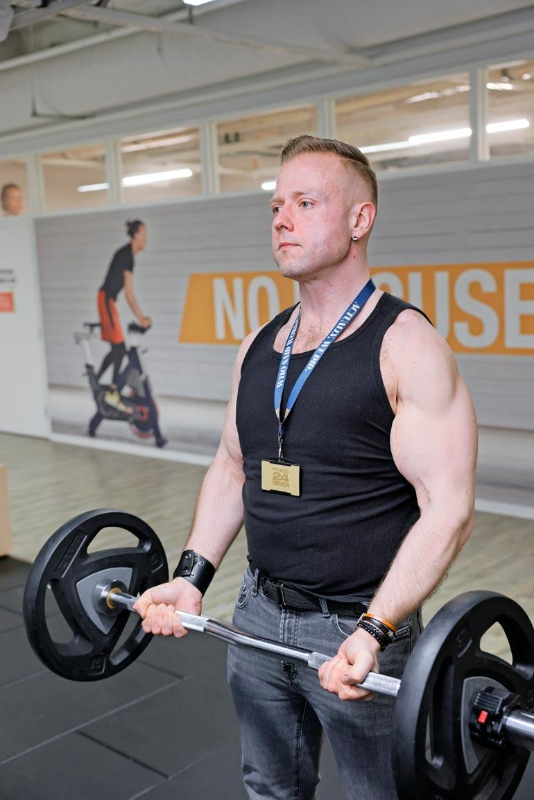 Uskomattoman laihdutusurakan läpikäynyt Tony Tähti toimii nykyisin personal trainerina.
