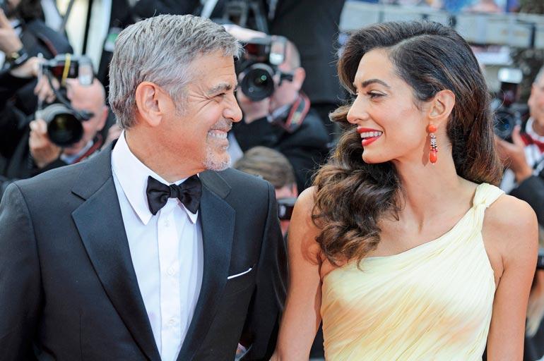 George ja Amal