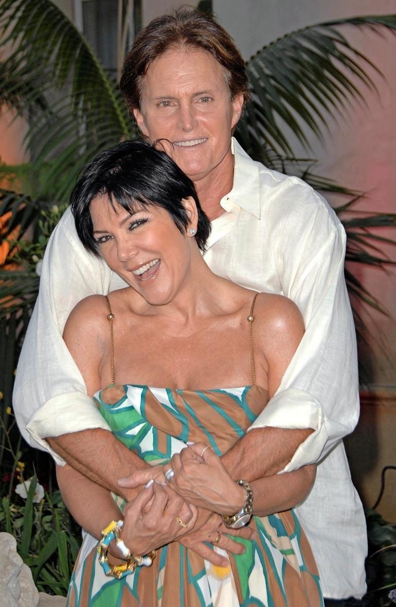 Kris on kertonyt Caitlynin olleen hänen suurin rakkautensa. Ex-pari on erosta huolimatta hyvissä väleissä.