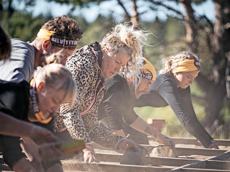 Marianne kisaa parhaillaan Selviytyjät Suomi -sarjassa. – Se on ollut upea kokemus!