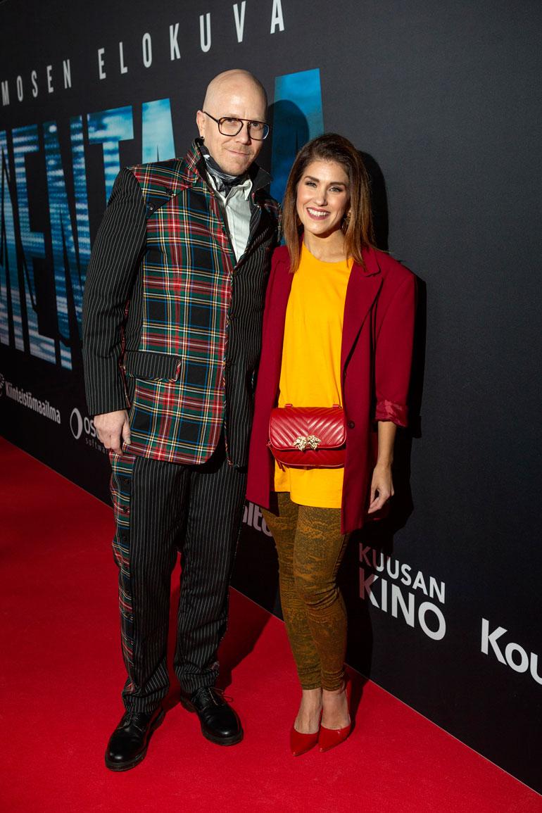 Jannika B ja Toni Wirtanen
