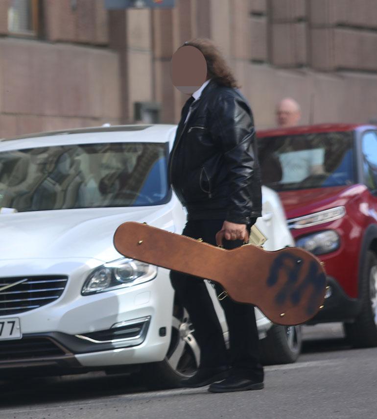 Andy McCoyn kitara