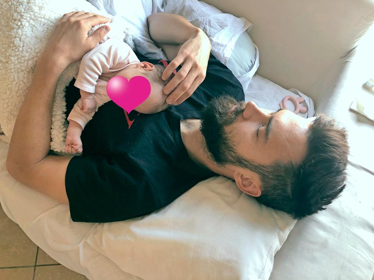 Tim on joutunut odottamaan, kun EM-kisat siirtyivät vuodella ja vaimo synnytti vauvan alkuvuodesta.