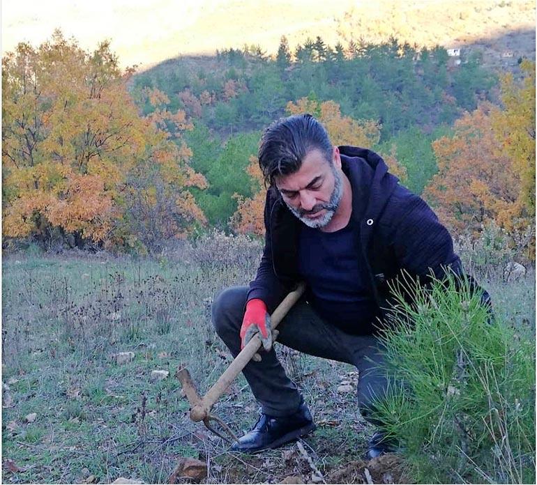 Mustafa aloittelee parhaillaan muutaman kuukauden mittaista kesälomaansa, sillä hänen Alanyan-farmillaan työtä painetaan talvella. – Kesällä tuhlataan talvella ansaittuja rahoja!