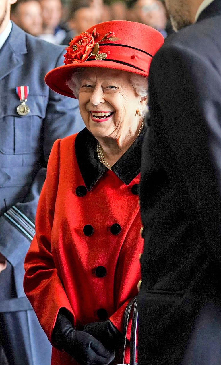 Elisabet on tehnyt koronatauon ja suruajan jälkeen kauan odotetun paluun julkisuuteen.