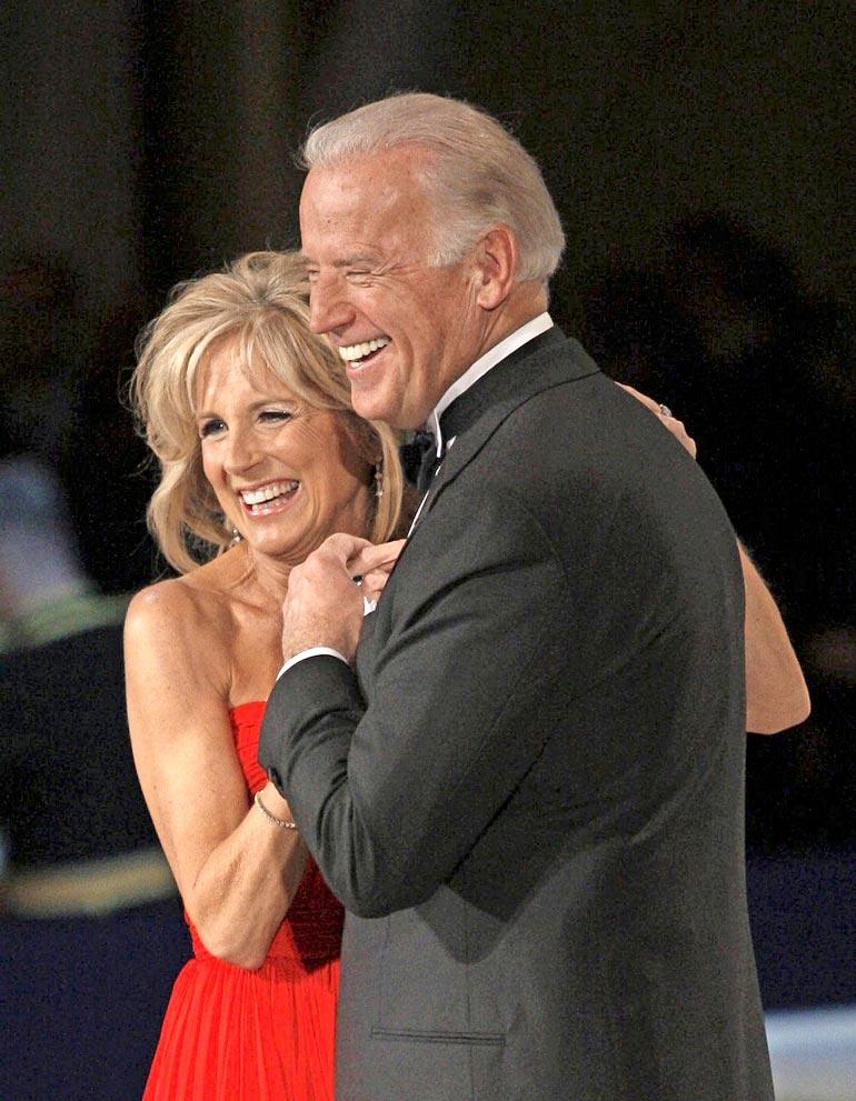 Jill ja Joe Biden