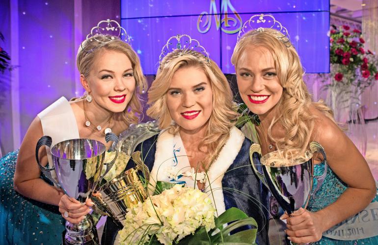 Bea kruunattiin Miss Suomeksi vuonna 2014. Nuorella naisella oli ikää tuolloin vasta 21-vuotta.