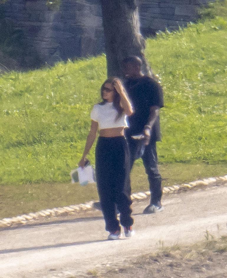 Kanye West ja Irina Shayk