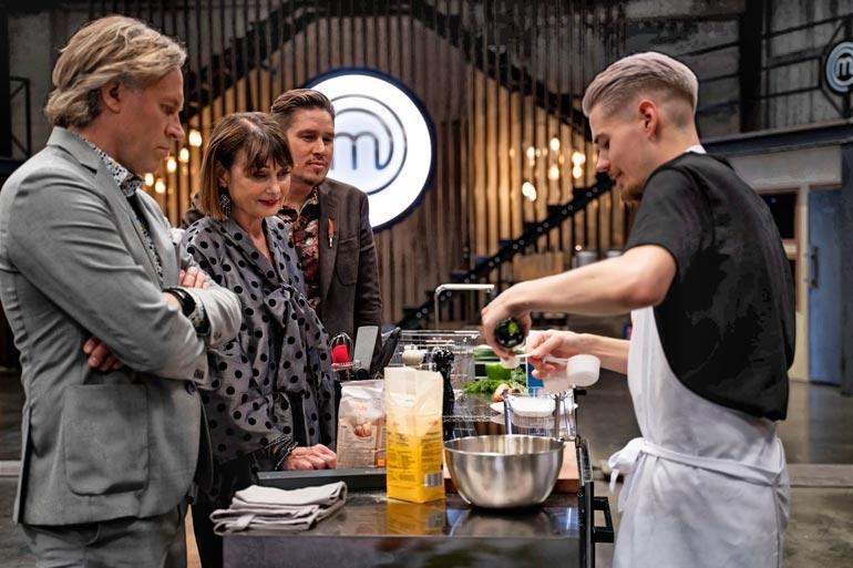 Master Chefissä Miska sijoittui täpärästi kakkoseksi. Kisa myös toi uutta osaamista sisällöntuottajalle.