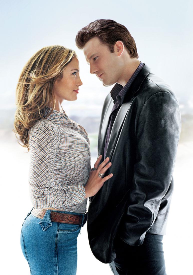 Pariskunta tähditti vuonna 2003 elokuvaa Gigli - Rajua rakkautta.