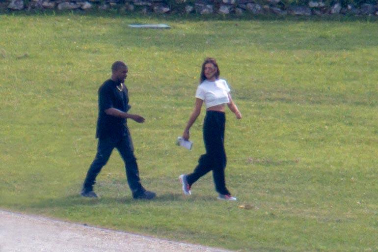 Kanye ja Irina Shayk eivät ole vielä kommentoineet romanssihuhuja.