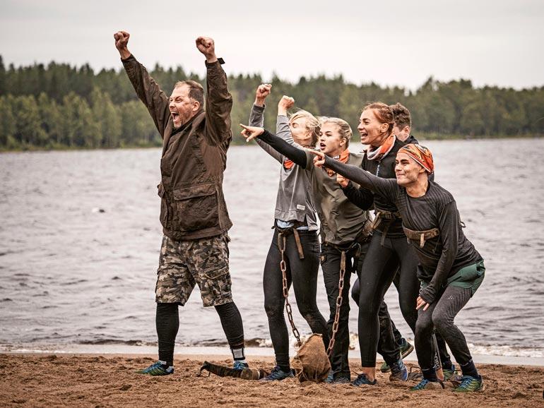 Suuri yleisö oppi tuntemaan Instagram-julkkis Joalinin Selviytyjät Suomi -sarjassa.