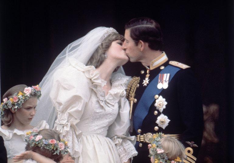 Prinssi Charlesin ja prinsessa Dianan häät