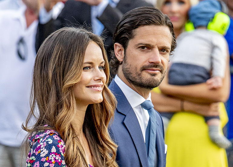 Prinssipari Carl Philip ja Sofia