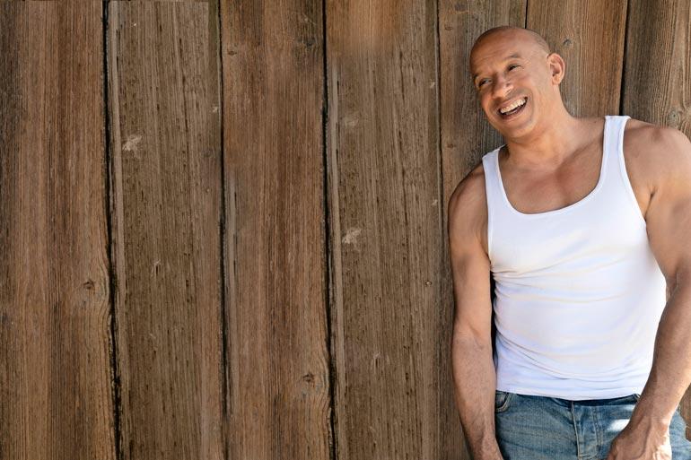 Vin Diesel nousi kuuluisuutaan Pelastakaan sotamies Ryan -elokuvasta, jonka jälkeen hän on kunnostautunut Hollywoodin kovanaamana.