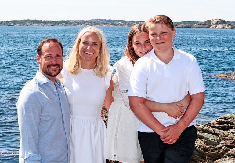 Sverre selvitti tiensä hyvämaineiseen lukioon.