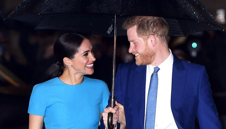 Harry ja Meghan