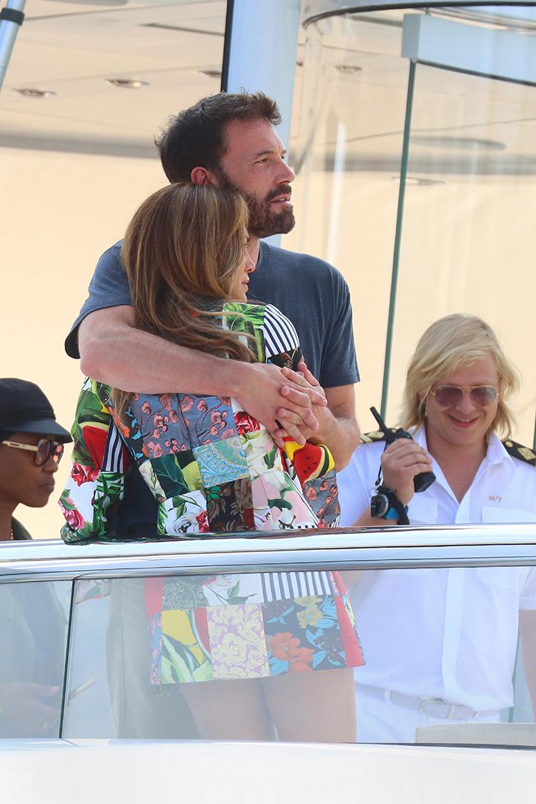 Jennifer Lopez Ben Affleck