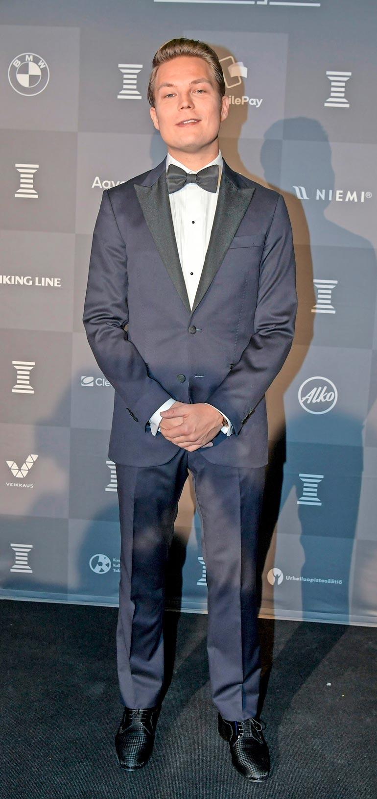 Jare Tiihosen harkittu tyyli ulottuu vaatteista autoihin asti.