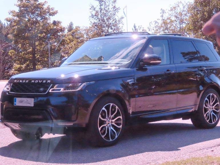 Sporttinen, uljas ja turvallinen Range Rover on ollut jo vuosia monen Suomi-julkkiksen luottopeli. Jare hankki omansa pari vuotta sitten.
