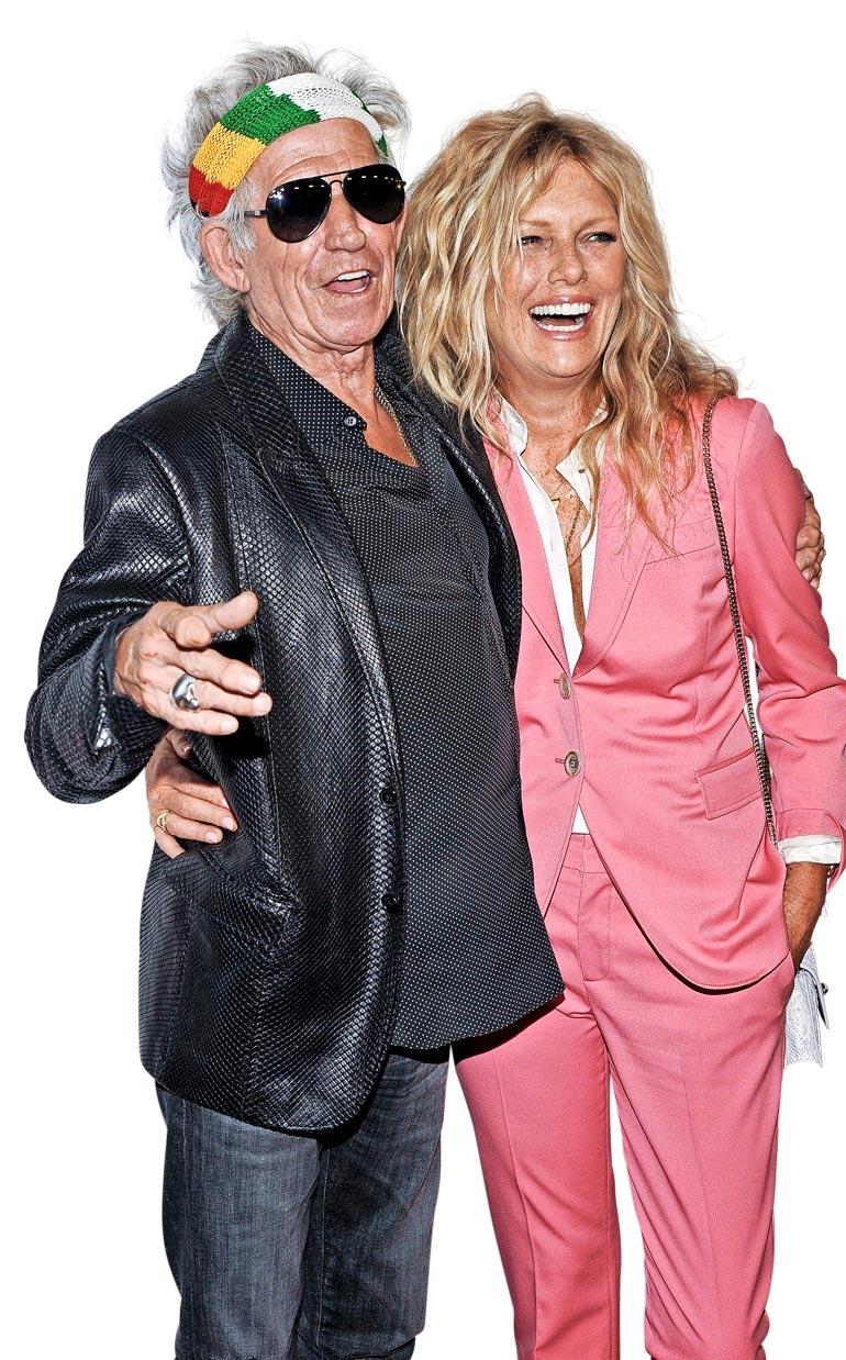 Keith ja Patti
