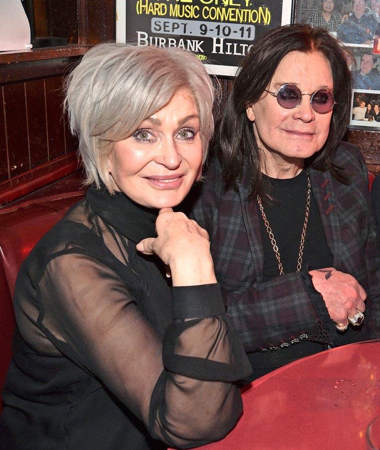 Ozzy ja Sharon