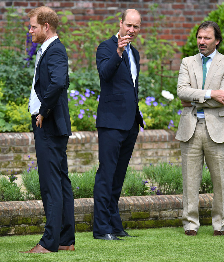 Prinssit William ja Harry