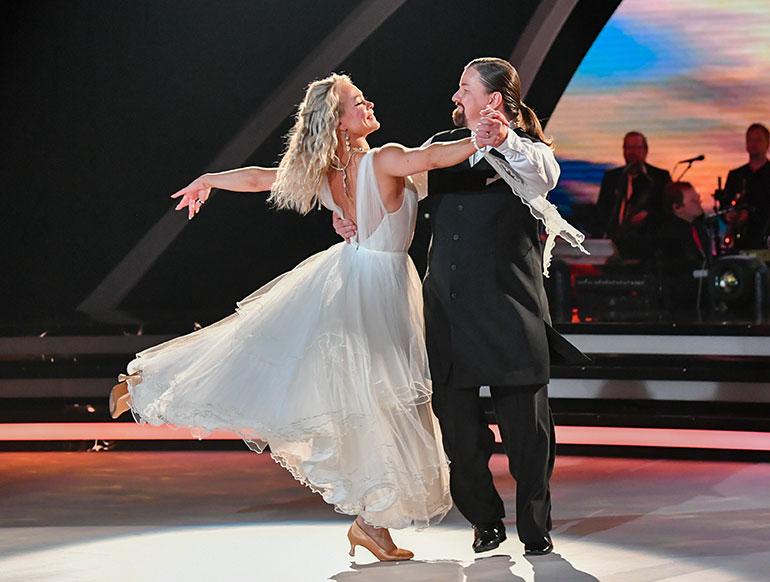 Kari Kanala ja Claudia Ketonen