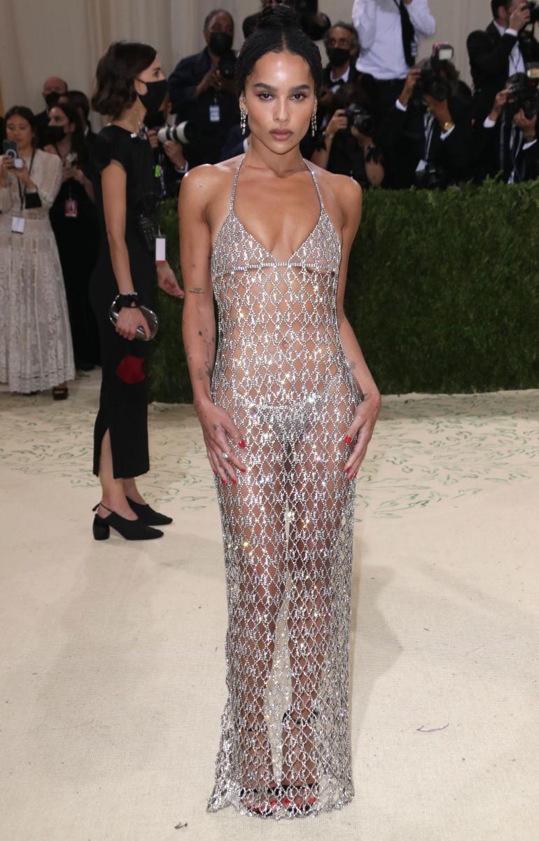 Zoën mekko on Yves Saint Laurenin käsialaa.